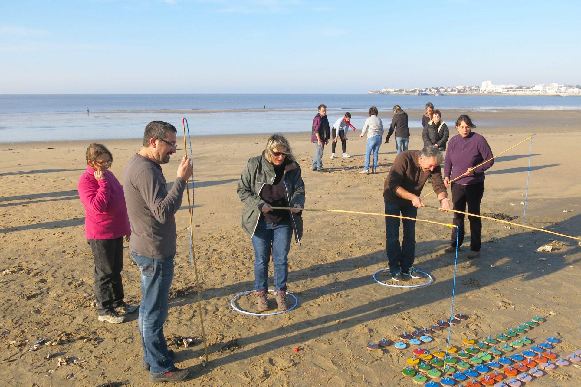 jeu de cohésion - sudoku pêche